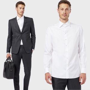 Giorgio Armani Borgo 21 💯% cotton dress shirt